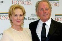 Meryl Streep et Don Gummer / Mariée à Don Gummer depuis 1978 Quatre enfants : Mamie, Henry, Grace et Louisa