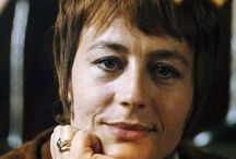 Annie Girardot  (1931-2011) et Renato Salvadori  (1933-1988) / Mariée à Renato Salvadori (1962-1988) Une fille : Giulia et deux petits-enfants Lola et Renato