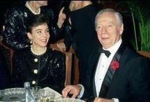 Yves Montand  (1921-1991) / De son vrai nom Yvo Livi Deux mariages  : Simone Signoret (de 1951 à 1985) (1921-1985) et Carole Amiel (de 1987 à 1991) Un fils : Valentin (avec Carole Amiel) De nombreuses liaisons notamment Maryline Monroe