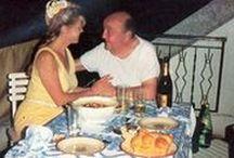 Bernard Blier  (1916-1989) / Deux mariages et un divorce : Gisele Brunet (de 1938 à 1965) Annette Martin (de 1965 à 1989) Deux enfants : Bertrand et Brigitte (de son union avec Gisele Brunet)