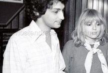 Michel Berger (1947-1992) et France Gall / De son vrai nom Michel Hamburger Marié à France Gall (de 1976 à 1992) Deux enfants: Raphael et Pauline (décédée)