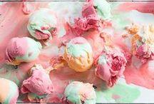 ice cream delight! / Everything ice cream inspired