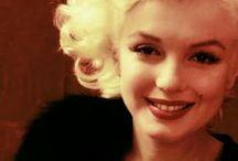 Marilyn Monroe  (1926-1962) / Trois mariages et trois divorces : James Dougherty (de 1942 à 1946) Joe DiMaggio (de 1954 à 1955) Arthur Miller (de 1956 à 1961)