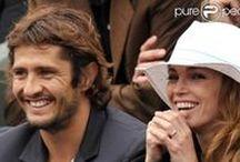 Claire Keim / En couple avec Bixente Lizarazu (depuis 2006) Une fille : Uhaina