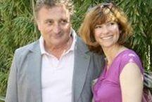 Florence Pernel / Mariée à Patrick Rotman (depuis 2005) Deux enfants :  Paul et Tina