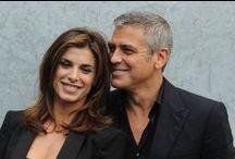 Georges Clooney / Deux mariages et un divorce : Talia Balsam (de 1989 à 1993) Amal Clooney (depuis 2014)