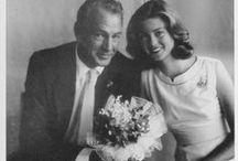 Gary Cooper  (1901-1961) / De son vrai nom Frank James Cooper Marié à Véronica Cooper  (1933-1961) Une fille : Maria