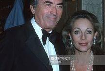 Gregory Peck  (1916-2003) / Deux mariages et un divorce : Greta Kukkonen (1942 à 1955) Véronique Passani  (de 1955 à 2003) Cinq enfants : Jonathan (décédé en 1975)Stephen et Carey Paul (avec Greta) Cecilia et Anthony (avec Véronique)