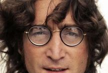 John Lennon  (1940-1980) / De son vrai nom John Winston Ono Lennon Deux mariages et un divorce : Cynthia Powell (De 1962 à 1968) Yoko Ono (De 1969 à 1980) Deux fils : Julian (avec Cynthia) et Sean (avec Yoko)