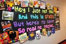 Teacher / Cute ideas for what my future classroom might have. Love getting ideas! / by Laken DeHarte