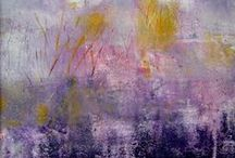 Andrea Farmer Contemporary Art / Original ethereal rural and coastal landscape paintings. http://www.andreafarmerart.co.uk
