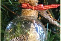 Christmas / Winter crafts, DIY & ideas / by Terri Brodfuehrer