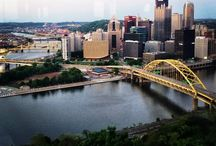 This is our town / All things Pittsburgh / by Nicole Henshaw