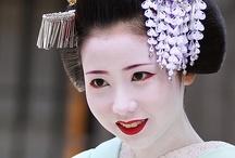 Geisha / by Libellune