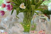 Centerpieces / by Nancy Hinson