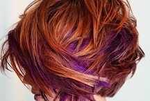 Rad Hair / by Nicole Bienvenu