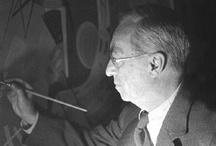 Kandinsky at work / by Harry Kent