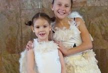 Angel Costume Ideas / by Laura Kluvo