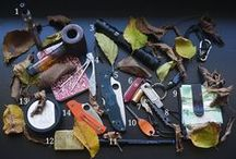 Everyday Carry (EDC) / EDC (everyday carry) pocket & purse dump posts from the More Than Just Surviving survival blog.