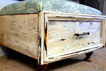 DIY: Home Projects-Furniture / by Penelope Melko