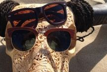 Wooden sunglasses @djeenie