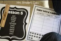 Second Grade Spelling & Word Work / Spelling and Word Work activities for kids.