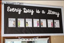 Bulletin Boards / Bulletin boards and bulletin board ideas for the classroom.