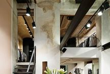Architecture/Lofts&Contemporary Spaces / by The Gifts Of Life