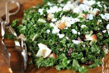 Food - Salads / Salads as meals or sides. Good in any form.