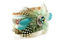 Beautiful OOAK Boho, Gypsy, Ibiza, Gypset, Western Hippie Style Jewelry @djeenie.com