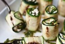 Eat: Canapes / Canape ideas and recipes.