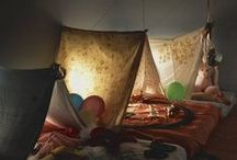 Kidlets: Dens / Forts, dens and cubby holes for kids