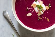 Eat: Soup / A delicious hot bowl of soup. What could be better?