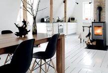 Fireplaces (indoor) / Indoor Fireplaces