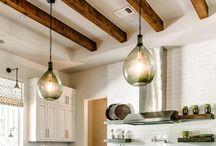 Wooden Beams & Ceiling (Sichtbalken und Holzdecken)