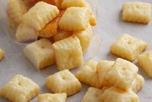 Food - Kid Snacks / Snacks for little fingers and mouths.