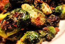 Food - Side Dishes / Side dishes of vegetables, potatoes, fruit or anything that goes with a main dish!