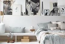 Home: Decorating with grey / Grey is a living, breathing colour, full of unique personality. It can be bold or dark or peaceful and homely. Grey can feel a little intimidating but there are a myriad of different ways to work with it, and almost certainly the right shade for you.