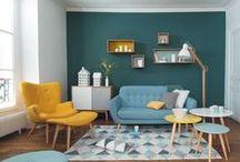 Home: Mid Century Modern / Mid century modern interior decoration ideas