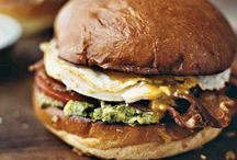 Food - Sandwiches / Burgers, paninis, wraps, melts, anything of sandwich form!