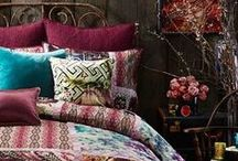 Project - Boho Bedroom / Re-decorating our double bedroom - bohemian style!