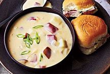 Food - Soups / Warm, cold, savory, sweet - soups come in so many forms and this is where to find them.