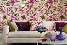 Project - Floral Lounge / Re-decorating our lounge - floral style!