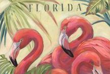 Douglas Elliman Florida Room Style Challenge / Florida style things that make my heart sing!