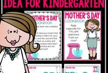 Mother's Day & Father's Day K-2 / Mother's Day and Father's Day crafts, gifts, activities and ideas for Kindergarten, first grade, and second grade.