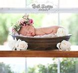 Newborn Photography / Beautiful newborn photography and baby photography.