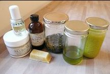 Natural Living / Using natural alternatives in and around the home