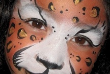 face painting  / by Debbie San Miguel