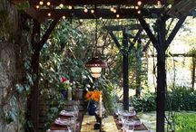 Outdoor spaces / I live for the outdoors / by Jenny Johnson