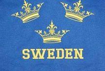 Stockholm och Sverige / by Joe Reséndez